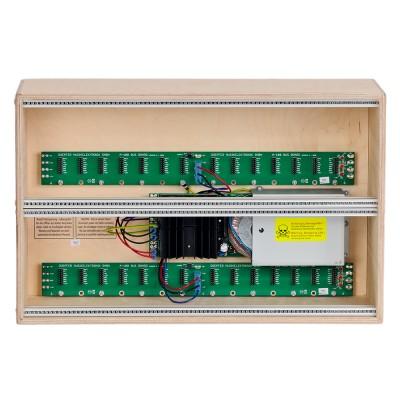 Doepfer 2x84HP 6U low cost cabinet